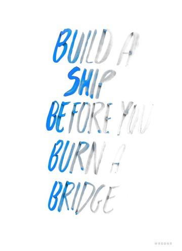 build a ship quote